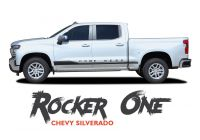 2011 Chevy Silverado Lovely Chevy Silverado Stripes Lower Rocker One Door Decals Rocker