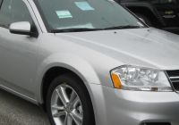 2011 Dodge Charger Unique Wife S Van In the Shop Gave Us An Avenger Rental
