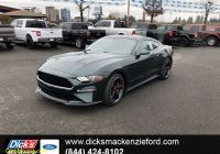 2011 ford Mustang Gt Unique New 2020 ford Mustang Bullitt Fastback Rwd 2dr Car