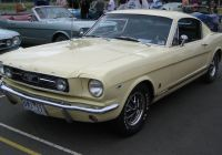 2011 ford Mustang New File ford Mustang Gt Fastback 1966 2 Wikimedia Mons