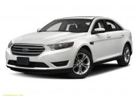 2011 ford Taurus Inspirational 2016 ford Taurus Pare Prices Trims Options Specs