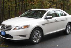 Fresh 2011 ford Taurus