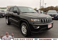 2011 Jeep Grand Cherokee Best Of Used 2018 Jeep Grand Cherokee Laredo E