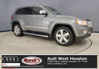 2011 Jeep Grand Cherokee Fresh Used 2012 Jeep Grand Cherokee for Sale In Houston Tx