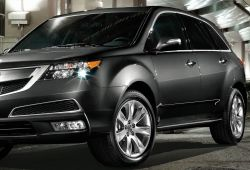 Luxury 2012 Acura Mdx