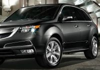 2012 Acura Tl Lovely Mdx with Advance Package In Crystal Black Pearl