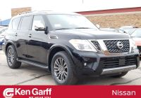 2012 Armada Platinum Gvw New New Nissan Armada Platinum with Navigation & Awd