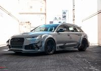 2012 Audi S4 Inspirational Widebody Audi Rs6 From south Africa Wants to Be A Dtm Racer