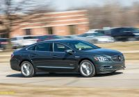 2012 Buick Lacrosse New 2019 Buick Lacrosse Review Pricing and Specs