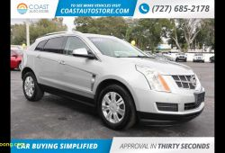 Lovely 2012 Cadillac Srx