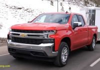 2012 Chevy Silverado Lovely Chevrolet Silverado Four Cylinder Tested at Max towing Capacity