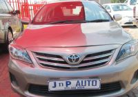 2012 Corolla Awesome toyota Corolla Quest 1 6 for Sale In Gauteng