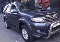 2012 Corolla Unique toyota fortuner 3 0d 4d for Sale In Gauteng