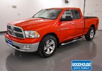 2012 Dodge Ram 1500 New Woodhouse Used 2012 Ram 1500 for Sale