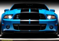 2012 ford Mustang Gt Fresh ford Mustang Shelby Gt500 850hp