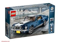 2012 ford Mustang Inspirational Lego Creator Expert ford Mustang