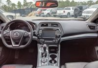 2012 Nissan Maxima Fresh Pre Owned 2016 Nissan Maxima 3 5 Sl with Navigation