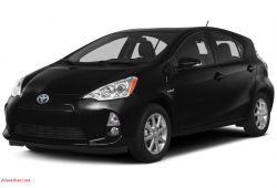 Best Of 2012 toyota Prius C Three