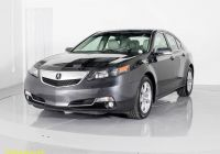 2013 Acura Tl Awesome Used 2013 Acura Tl Tech Sedan for Sale In Margate Fl