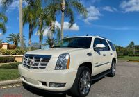 2013 Cadillac Escalade Beautiful Cadillac Escalade 2011 for Sale Exterior Color White