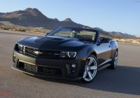 2013 Camaro Best Of 2013 Chevrolet Camaro Zl1 Convertible 2013 Chevrolet