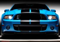 2013 ford Mustang Elegant ford Mustang Shelby Gt500 850hp