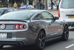 Luxury 2013 ford Mustang Gt