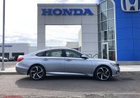 2013 Honda Accord Sport Lovely New 2019 Honda Accord Sedan Sport 1 5t Fwd 4dr Car