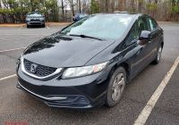 2013 Honda Accord Sport New Pre Owned 2013 Honda Civic Sdn Lx Fwd 4dr Car