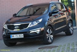 Beautiful 2013 Kia Sportage