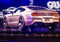 2013 Mustang Elegant the Galpin Rocket is A 725 Hp Mix Between Mustang and aston