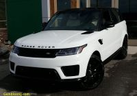 2013 Range Rover Sport Elegant New Land Rover Range Rover Sport Hse with Navigation & 4wd