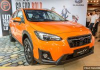 2013 Subaru Crosstrek Inspirational Tc Subaru Has Launched the New Subaru Xv In Malaysia the
