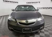 2014 Acura Tl Luxury Pre Owned 2012 Acura Tl Tech Auto with Navigation