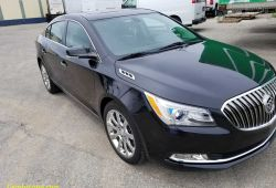 Luxury 2014 Buick Lacrosse