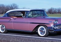 2014 Chevy Impala Lovely Buy This 1958 Chevrolet Bel Air and Help Support the Futur