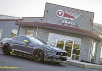 2014 ford Mustang Elegant Sema 2016 Cj S Stealth Gray Mustang Unveiled