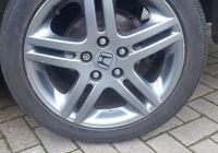 "2014 Honda Accord Lovely Honda Accord 17"" Sport Alloy Wheels In B10 Birmingham for"