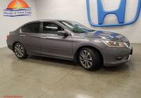 2014 Honda Accord Sport Best Of Pre Owned 2014 Honda Accord Sedan Sport Fwd 4dr Car