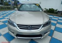 2014 Honda Accord Sport Fresh Pre Owned 2014 Honda Accord Ex L with Navigation