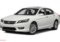 2014 Honda Accord Sport Lovely 2014 Honda Accord Ex L 4dr Sedan
