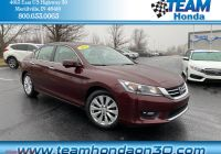 2014 Honda Accord Sport Unique Pre Owned 2014 Honda Accord Sedan Ex L