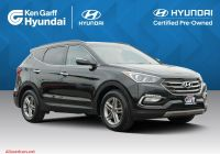 2014 Hyundai Santa Fe Limited for Sale Awesome Certified Pre Owned Hyundai Santa Fe Sport 2 4l with Navigation & Awd