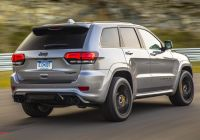 2014 Jeep Cherokee Best Of Jeep Grand Cherokee Trackhawk Rear Quarter Cars™
