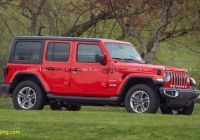 2014 Jeep Wrangler Luxury 2020 Jeep Wrangler Diesel Spied Hiding In Plain Sight