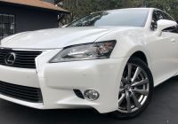 2014 Lexus Gs 350 Beautiful 2013 Lexus Gs 350 4dr Sdn Rwd
