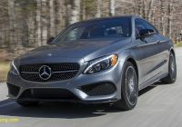 2014 Mercedes C300 Unique 2017 Mercedes Benz C300 Coupe First Drive