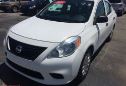 Awesome 2014 Nissan Versa S