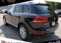 2014 touareg Seating Specs Lovely Pre Owned 2014 Volkswagen touareg 3 6l Sport Utility In