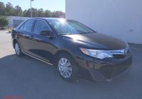 2014 toyota Camry Se Fresh Certified Pre Owned 2014 toyota Camry Le Fwd Sedan